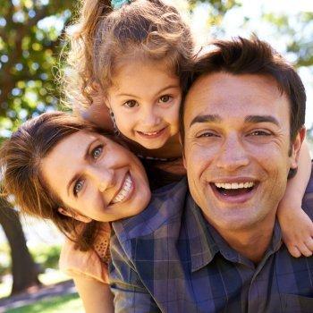 Pais e mães de filho único