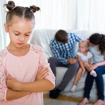 Como se manifestam os ciúmes na infância