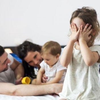 Como corrigir os ciúmes infantis