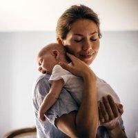 Os primeiros dias do bebê em casa