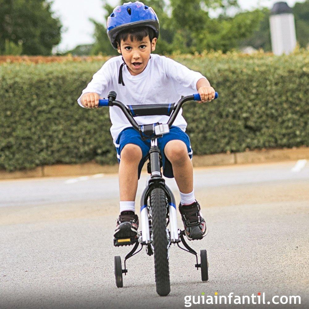 Conselhos Para Que As Criancas Andem Seguras De Bicicleta