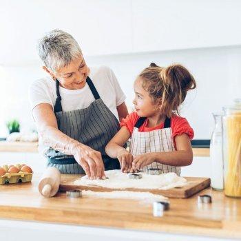 O papel dos avós para a criança