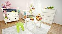 Seis conselhos para decorar o quarto para o seu bebê