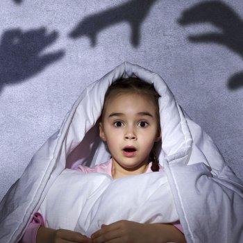 Medo do escuro das crianças