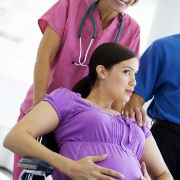 A preparação da mãe para o parto