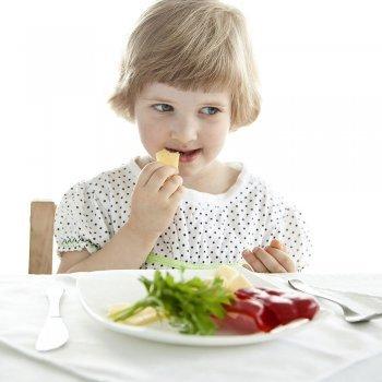 A janta das crianças