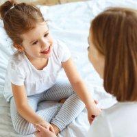 O valor da confiança para educar as crianças