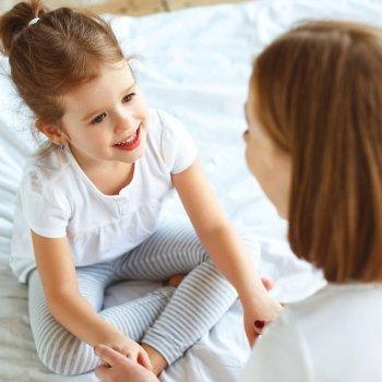 Educar a criança com valores. A Confiança