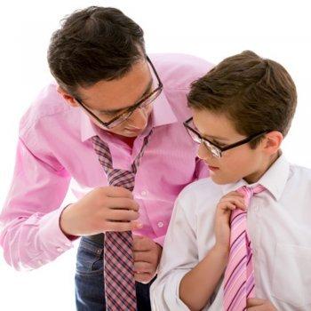Educar a criança com valores. O Exemplo