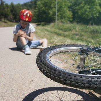 Os acidentes infantis mais frequentes nas férias