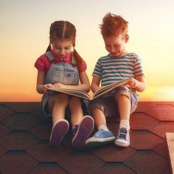 As crianças podem se apaixonar mas não namoram