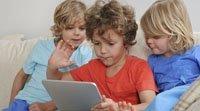 Crianças que se deixam influenciar por outras