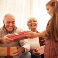 10 idéias de presentes para os avôs