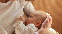 O colostro. O primeiro leite materno para o bebê