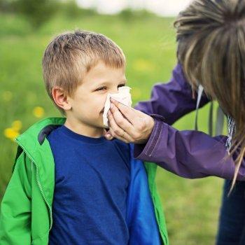 Remédio caseiro para tratar a rinite e a sinusite das crianças
