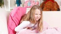 Homeopatia para os problemas de estômago das crianças
