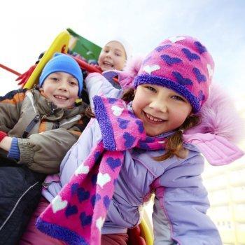 Como conseguir que a criança seja mais sociável
