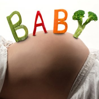 As fontes de cálcio, ferro e zinco durante a gravidez