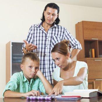 Frases negativas que desmotivam as crianças