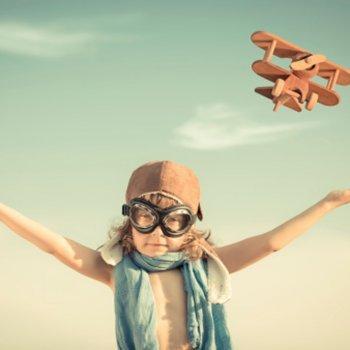 Sonhar com voar. Interpretação dos sonhos infantis