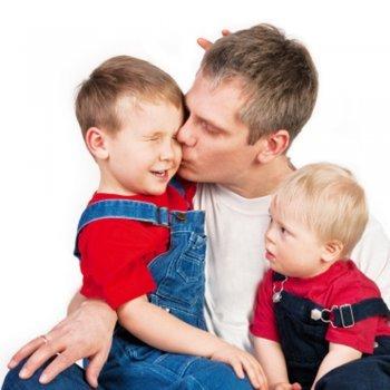 Pais com ciúmes dos seus filhos