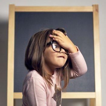 O que as crianças aprendem com os seus erros