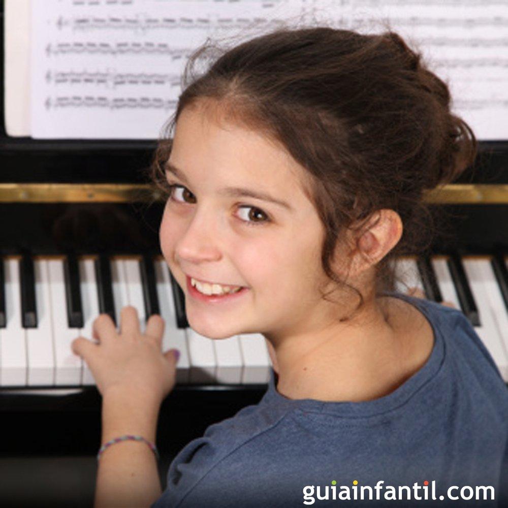Vantagens De Tocar Piano Para As Criancas
