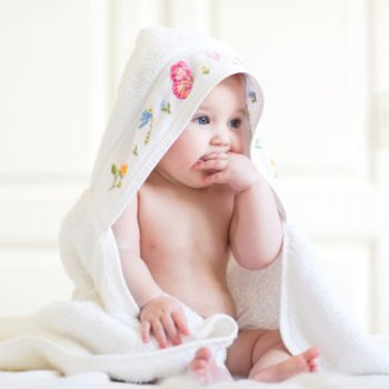 Um enxoval básico para o bebê