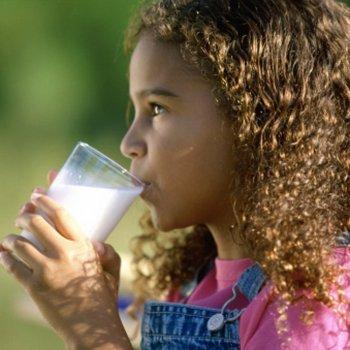 O leite de cabra na alimentação das crianças