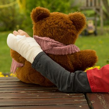 Acidentes infantis mais comuns durante as férias