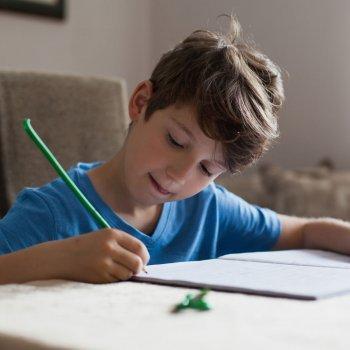 A atenção e a concentração das crianças