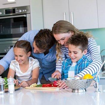 Benefícios das rotinas para os pais e os filhos