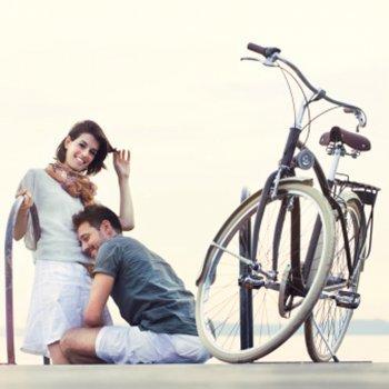 A bicicleta durante a gravidez