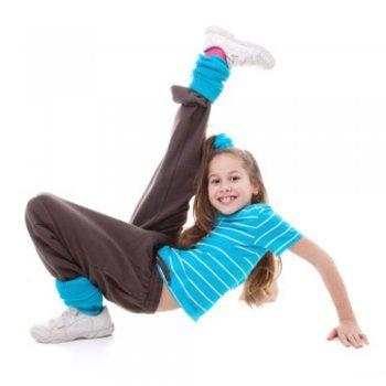 Benefícios da dança moderna para crianças