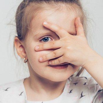Como a criança a aprende a ter medo