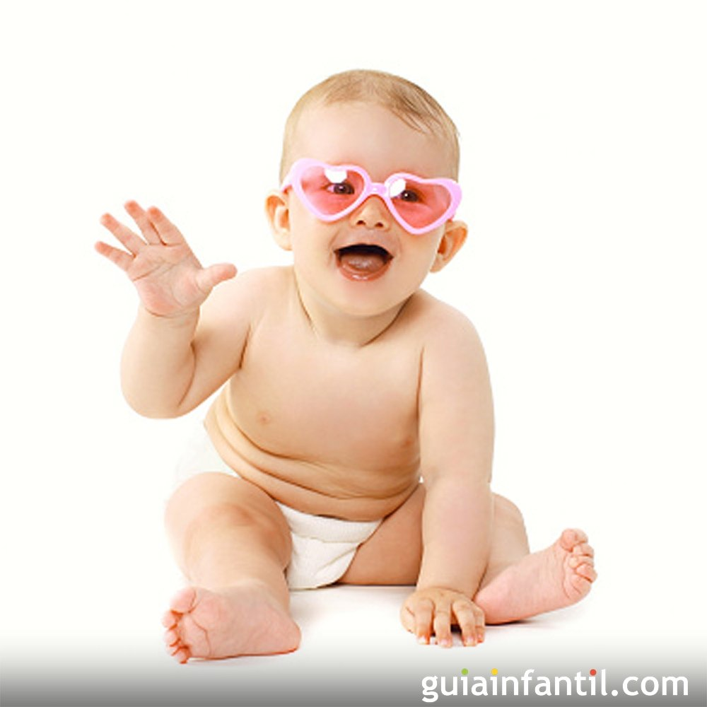 eb0d7befe22b8 Óculos de sol para crianças e bebês. Sim ou não