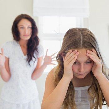 Como repreender as crianças de forma construtiva