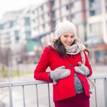 Vantagens e desvantagens da gravidez no inverno