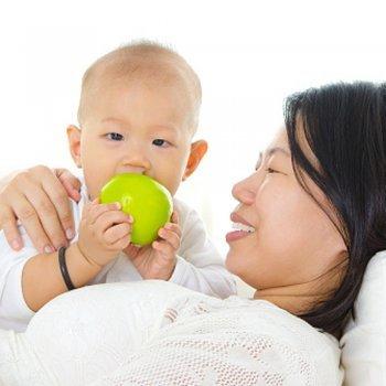 A alimentação no pós-parto