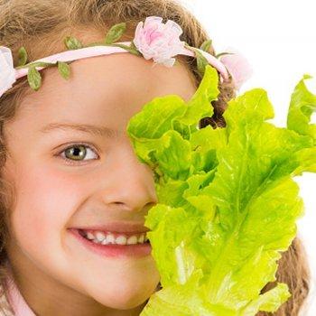 Benefícios dos alimentos verdes para crianças e gestantes