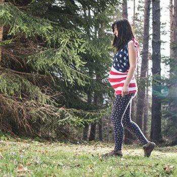 Caminhar na gravidez: desfazendo mitos