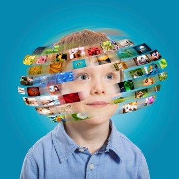 Os efeitos emocionais da violência na televisão para as crianças