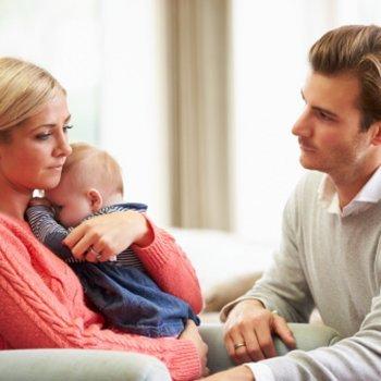 A vida do casal depois do parto