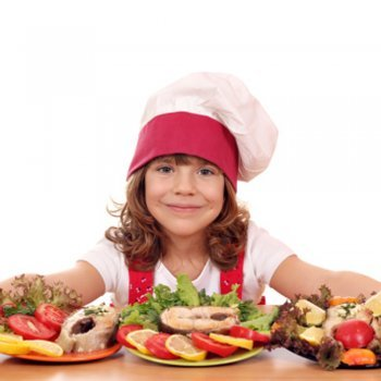 Peixe na dieta de gestantes e crianças