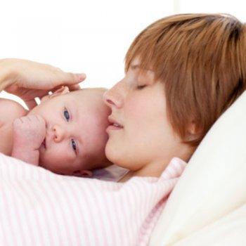 Por que o bebê se retira do peito