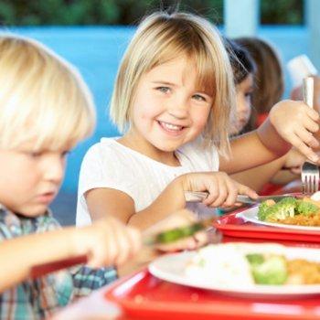 Pode-se colocar uma criança de dieta?