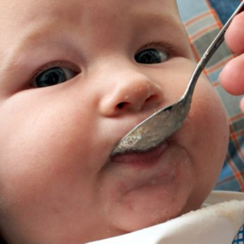 Quando o bebê não quer comer
