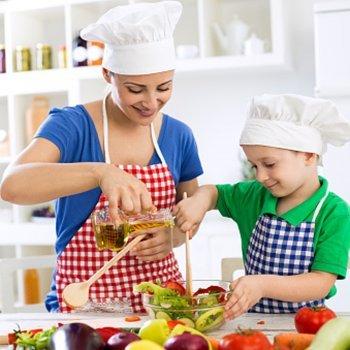 Benefícios do azeite de oliva para crianças e gestantes