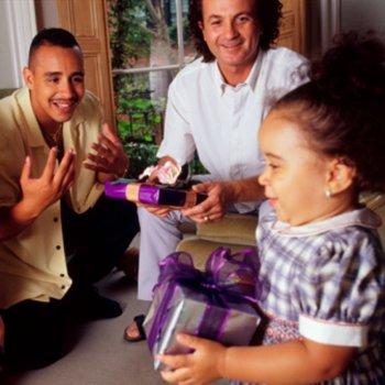 O papel positivo dos tios na família.