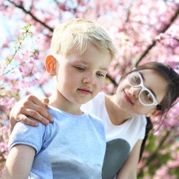 Educar a criança com valores. A empatia